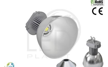 High Bay LED conhecida como luminária industrial LED.