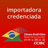 LED Planet é importadora credenciada pela Câmara Brasil-China