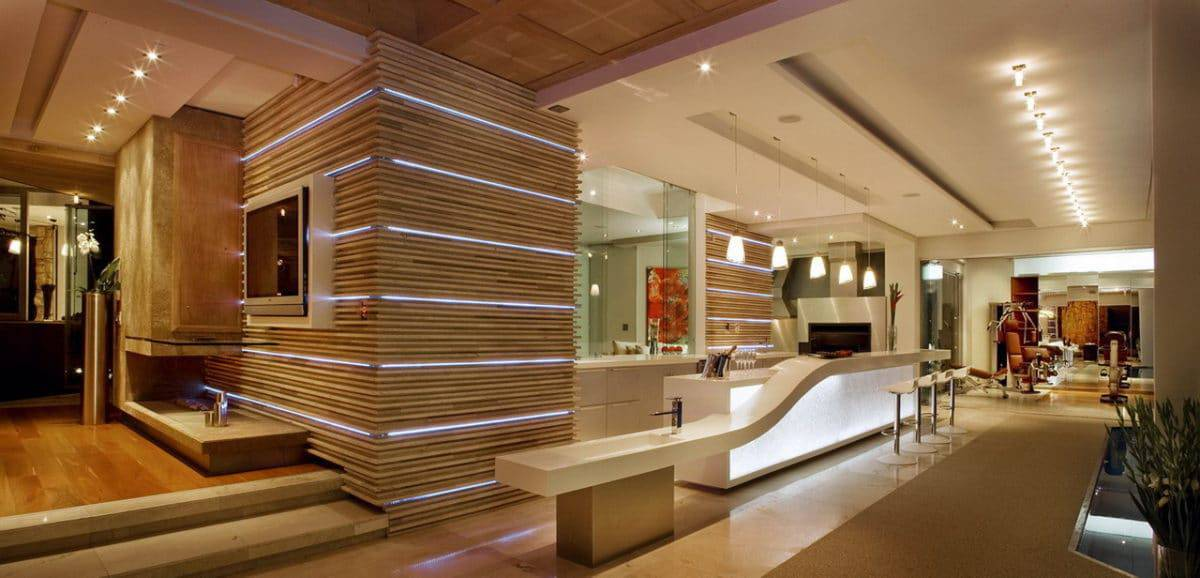 Como Iluminar Residências com Iluminação LED
