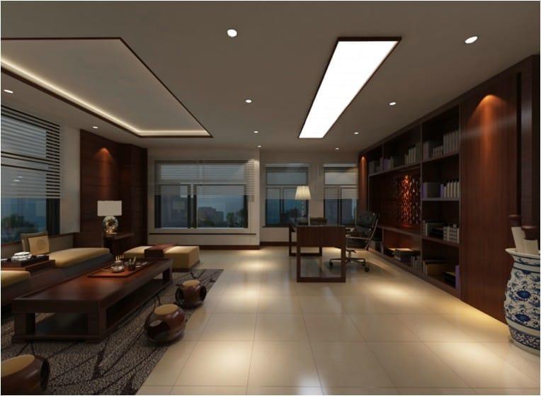 Aplicação PAR LED em Salas