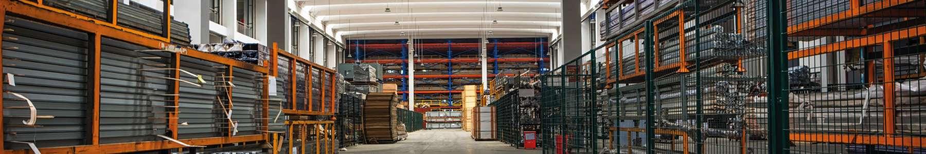 Iluminação de LED Industrial para Galpões e Industrias