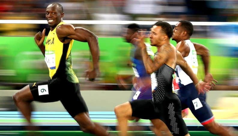 As Lâmpadas de LED Acendem Mais Rápido Que Usain Bolt