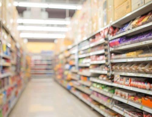 Vantagens da Iluminação de LED Para Supermercados
