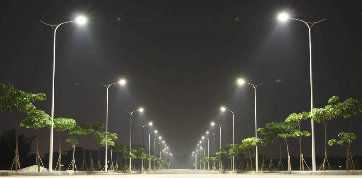 Luminária Pública de LED